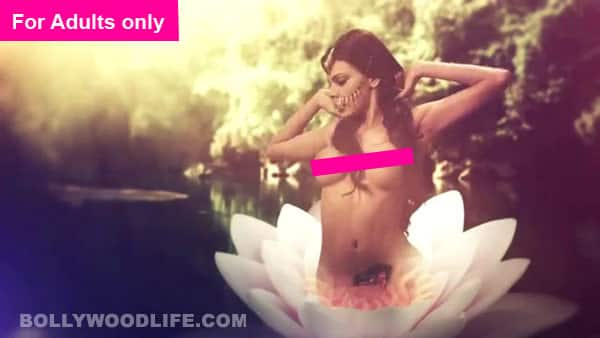 Sherlyn Chopra topless in a sizzling hot video: Kamasutra 3D teaser