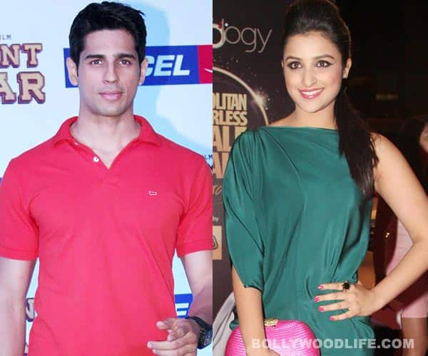 Will Parineeti Chopra be paired with Sidharth Malhotra in Karan Johar's next?