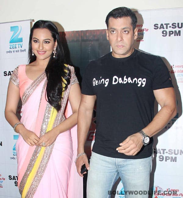 Is Sonakshi Sinha too busy for Salman Khan?