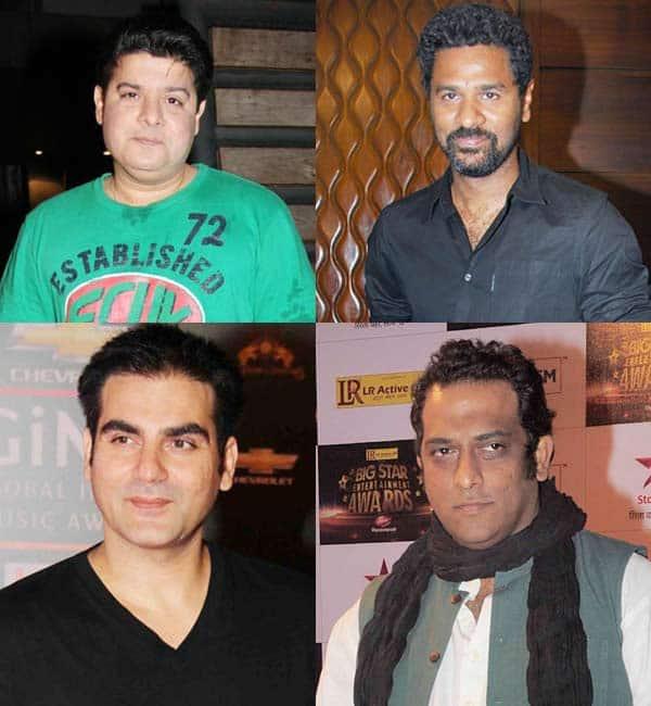 Zee Cine Awards 2013: Sajid Khan, Prabhu Deva, Rohit Shetty, Karan Malhotra, Anurag Basu, Arbaaz Khan win special award