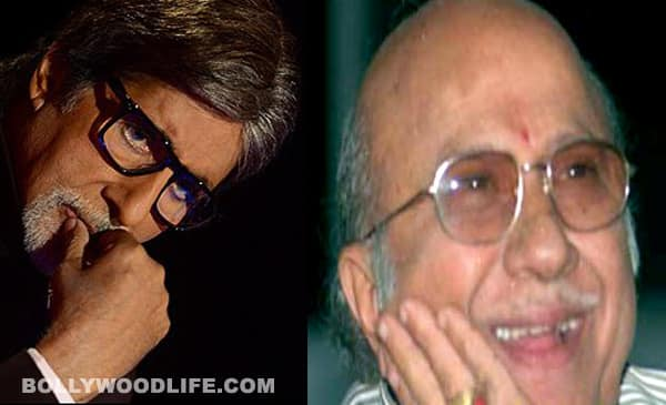 Amitabh Bachchan mourns death of Bombay to Goa director S Ramanathan
