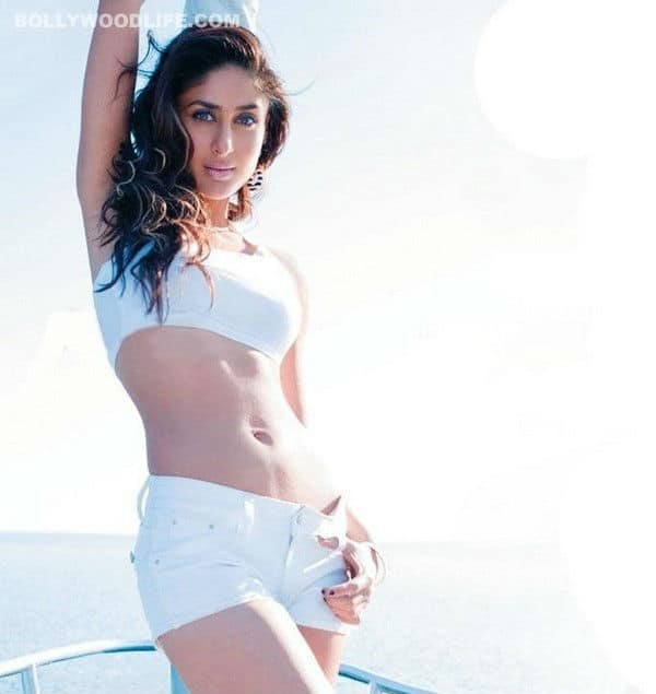 Why does Kareena Kapoor Khan want to be skinny again?
