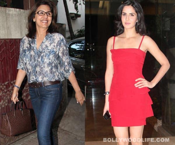 Katrina Kaif comes to Ranbir Kapoor's mother Neetu Kapoor's rescue!
