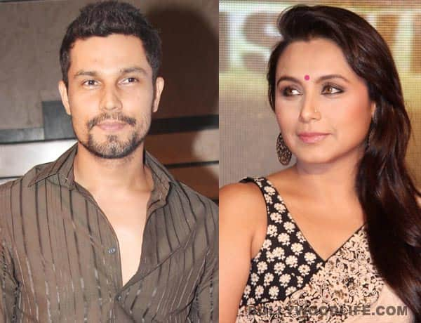 Will Rani Mukerji and Randeep Hooda make a hot couple?