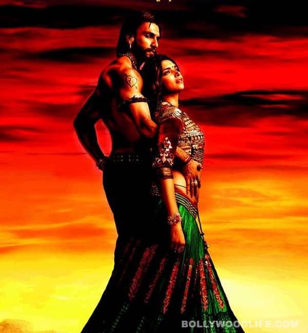 Deepika Padukone's lehenga in Ramleela weighs 30 kg