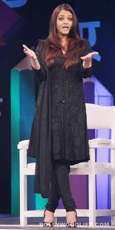 Aishwarya Rai Bachchan sheds weight, looksslimmer!