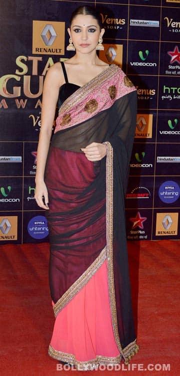 Star Guild Awards 2013: Anushka Sharma and Sridevi make you go ooh la la, Ekta Kapoor makes yousquirm!