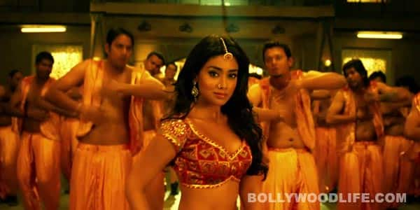 Zila Ghaziabad song Chhamiya No.1: Shriya Saran is anything but seductive