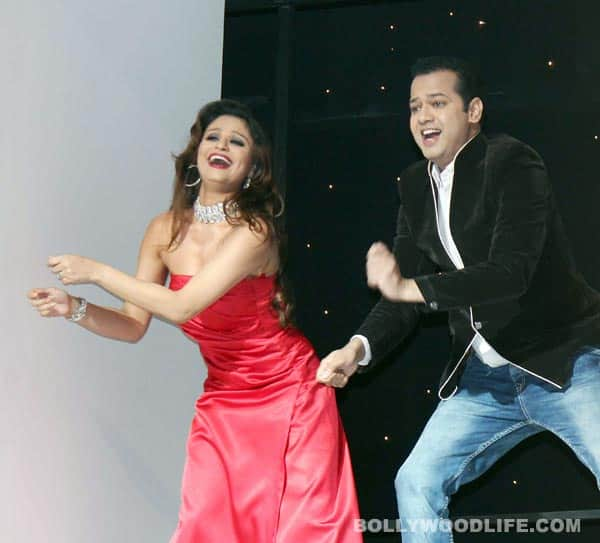 Nach Baliye 5: Rahul Mahajan and Dimpy Mahajan eliminated