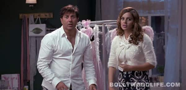 I Love NY trailer: How did Sunny Deol end up in Kangna Ranaut's bedroom?