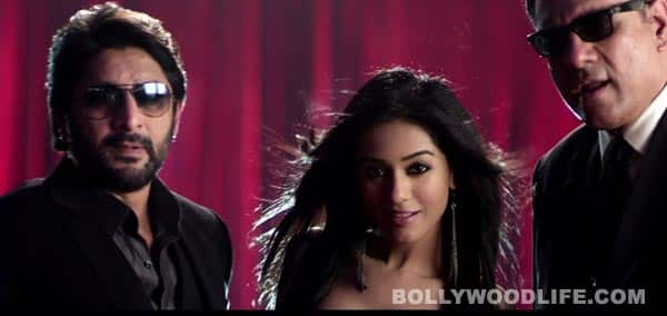 Jolly LLB song Jhooth boliya: Arshad Warsi, Boman Irani and Amrita Rao groove to the Punjabi dance tune