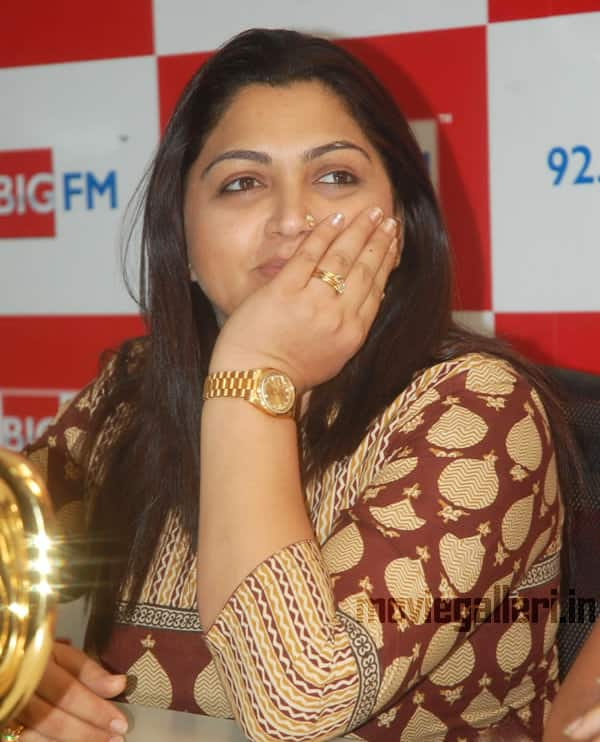 Kushboo's house attacked for alleged remarks against Stalin