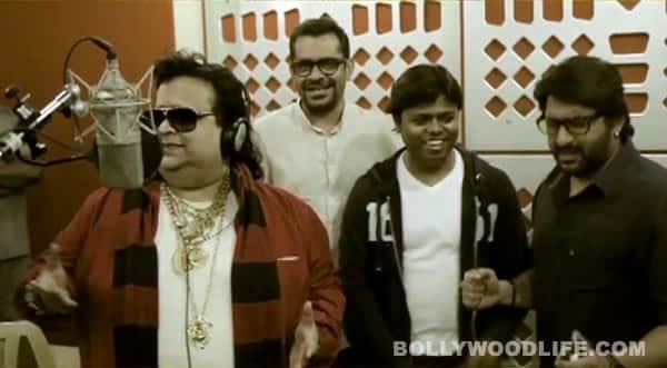 Jolly LLB song Law lag gaye: Bappi Lahiri scores a wacky chartbuster!