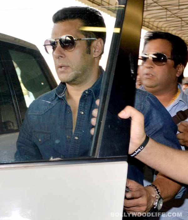 Did Salman Khan borrow his pants from Govinda?