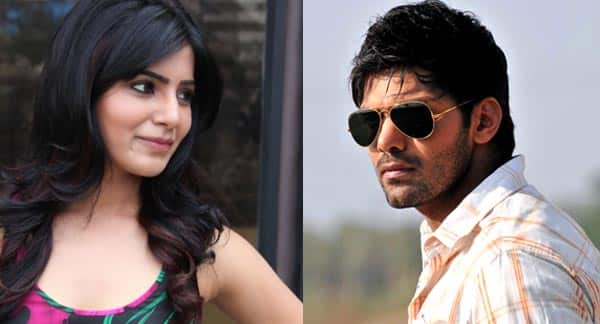 Arya and Samantha voted 'lover boy' and 'dream girl'