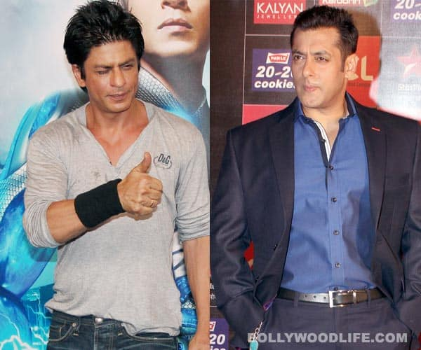 Shahrukh Khan beats Salman Khan to become the best Bollywood baddie!
