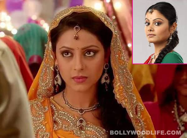 Why is Pratyusha Banerjee being replaced in Balika Vadhu?