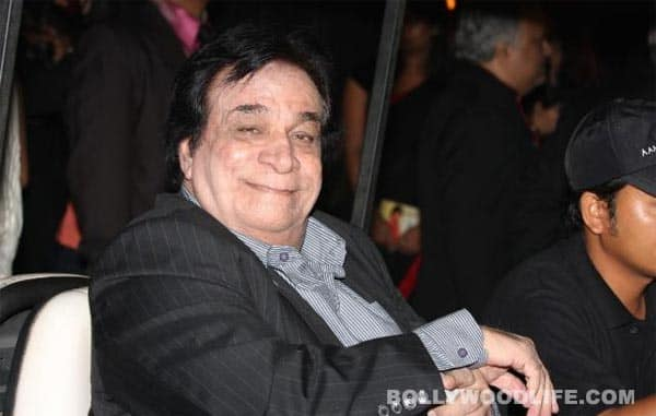 Kader Khan: I'm NOT dead!