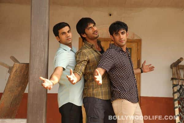 KAI PO CHE movie review: The film flies higher than a kite!