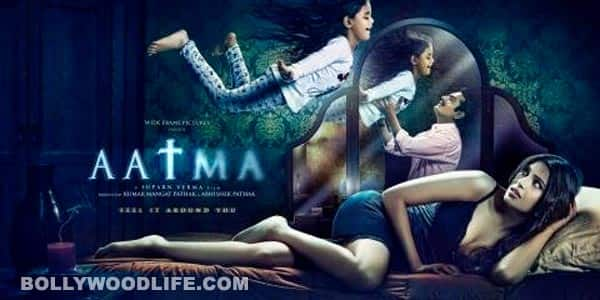 Aatma first look poster: Bipasha Basu and Nawazuddin Siddiqui in bed with the Aatma?