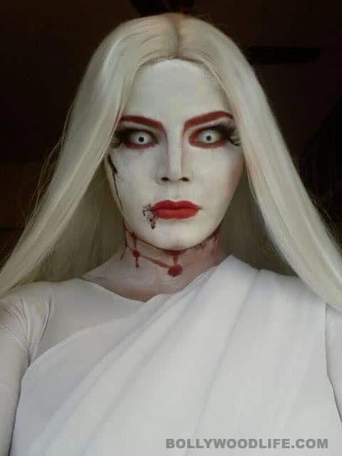 Rakhi Sawant's ghost avatar: spooky ordisgusting?