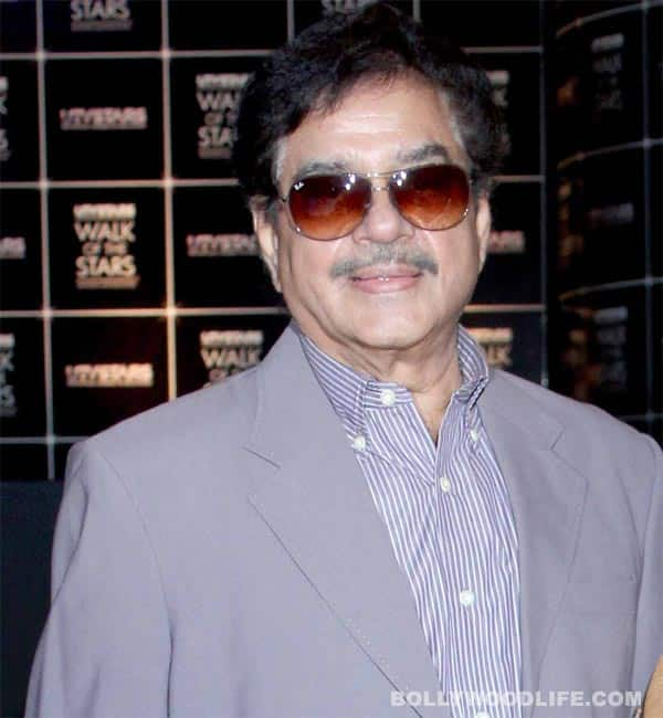 Shatrughan Sinha unapologetic for 'Rani Chopra' blunder!