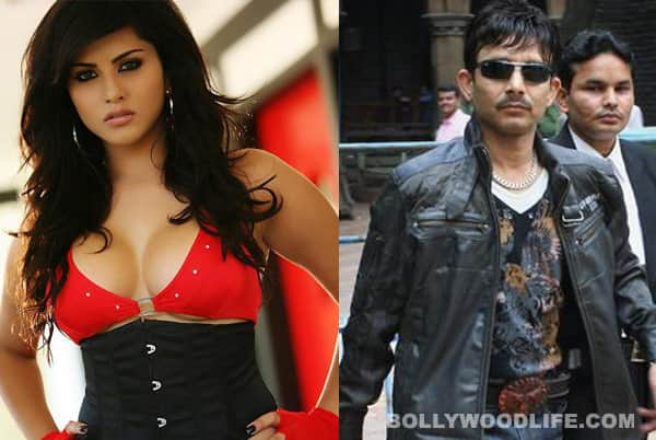 Sunny Leone files FIR against Kamaal R Khan for outraging her modesty on Twitter