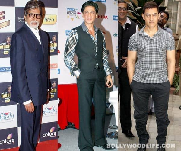 Amitabh Bachchan, Shahrukh Khan, Aamir Khan invited by Anil Ambani to meet StevenSpielberg