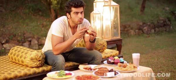 Gippi promo: Arjun Kapoor fakes dieting…like Gippi?