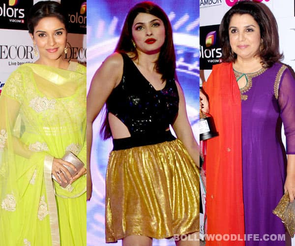 Gr8 Women's Achievers Awards 2013: Farah Khan, Asin, Prachi Desai attend the do – View pics