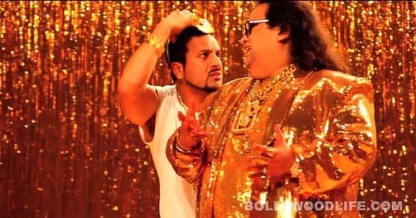 Bappi Lahiri and Jazzy B wage The Holi War: Watch video