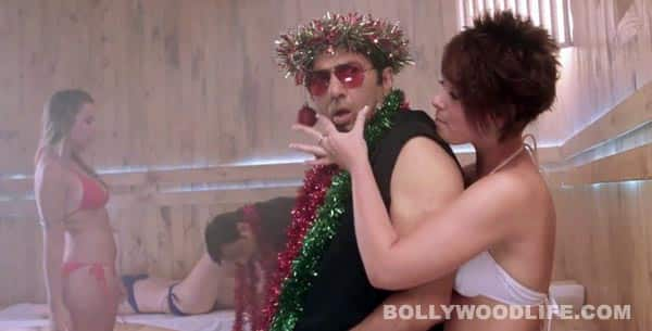 I Love NY new song Gud naal ishq mitha: What is Sunny Deol doing with bikini clad babes?