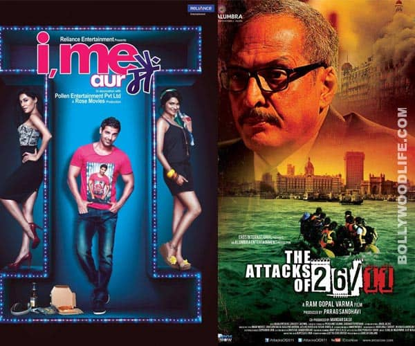 The Attacks Of 26/11 and I Me Aur Main box office report: Ram Gopal Varma and John Abraham get a thumbs down