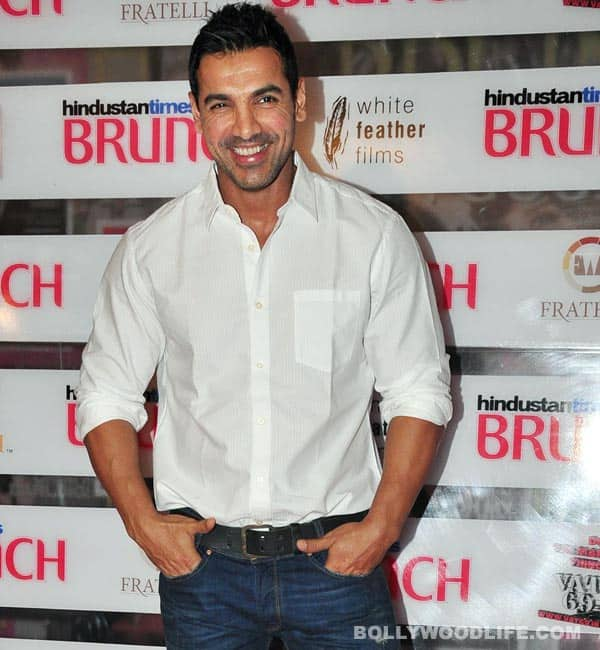 John Abraham: I hope I have daughters!