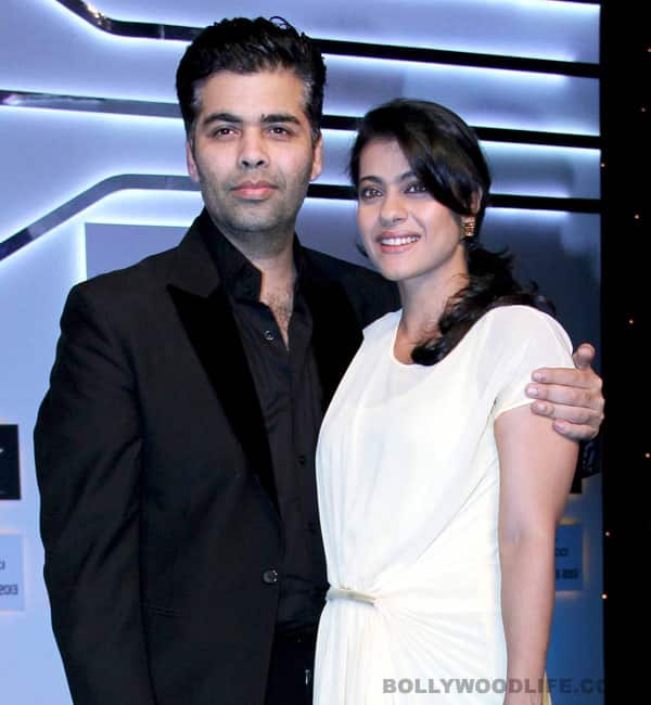 Kajol wants Karan Johar to do an item number!