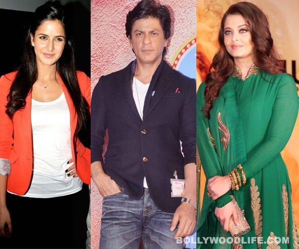 Shahrukh Khan, Katrina Kaif, Aishwarya Rai Bachchan to shake a leg at TOIFA 2013 inVancouver