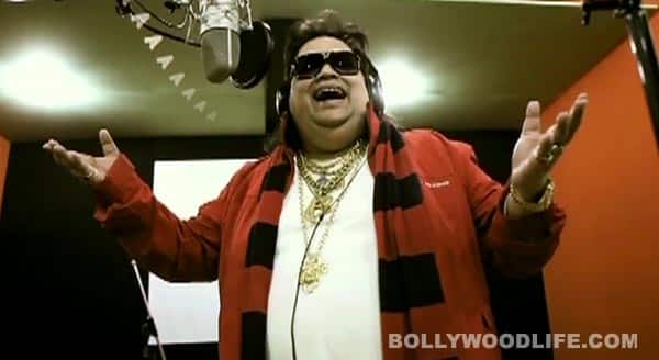 Bappi Lahiri says L hit gone!