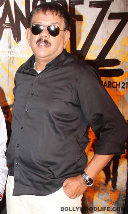 Priyadarshan: Santosh Sivan and I were enemies as kids!