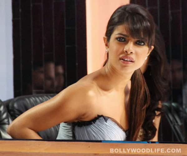 Priyanka Chopra upset about Barfi! not winning a National Award