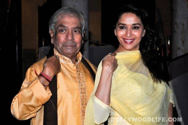 Madhuri Dixit-Nene's online dance academy: Pandit Birju Maharaj wishes her success