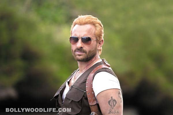 Saif Ali Khan plays Russian zombie hunter in Go Goa Gone: View stills
