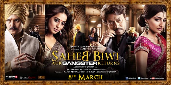 Saheb Biwi Aur Gangster Returns movie review: A hard-hitting tale about star-crossed lovers, laced with dark humour and wit!