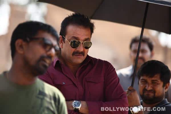 Sanjay Dutt resumes Policegiri shooting: View pics