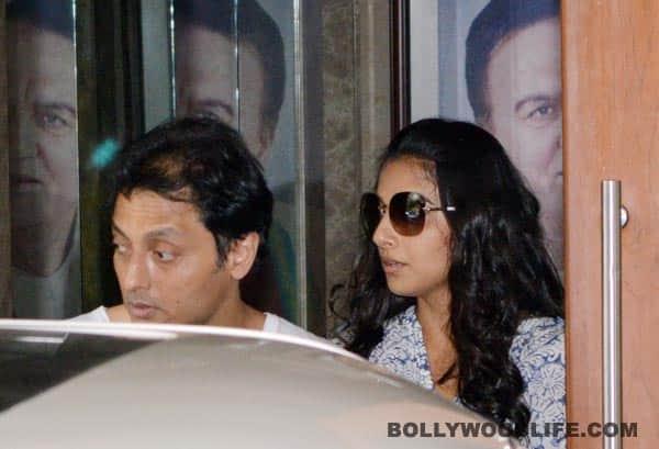 Ranbir Kapoor, Farhan Akhtar, Vidya Balan visit Sanjay Dutt at his Bandra home: View pics