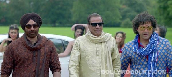 Yamla Pagla Deewana 2 trailer: Sunny Deol, Bobby Deol and Dharmendra fight Rajinikanth style