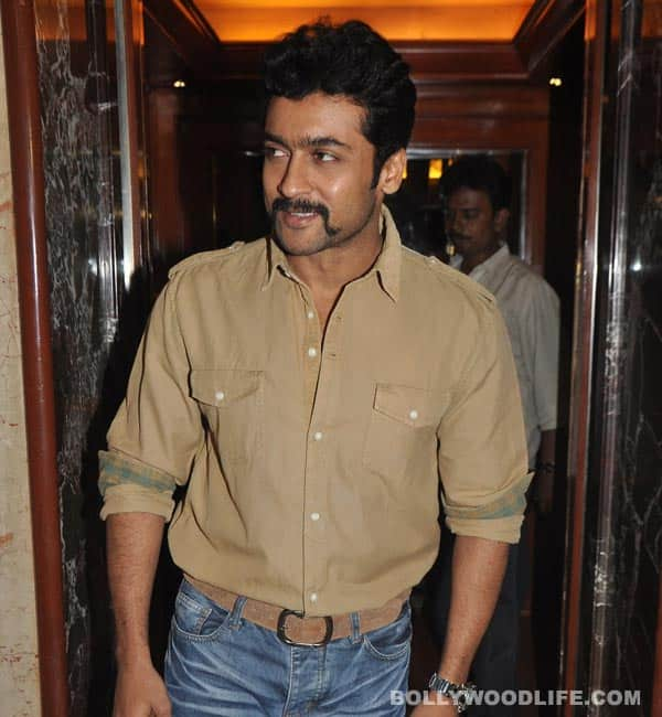 Suriya to start shooting for Lingusamy film from April