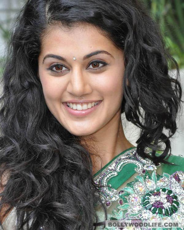 Taapsee Pannu says sister Shagun Pannu not making her film debut