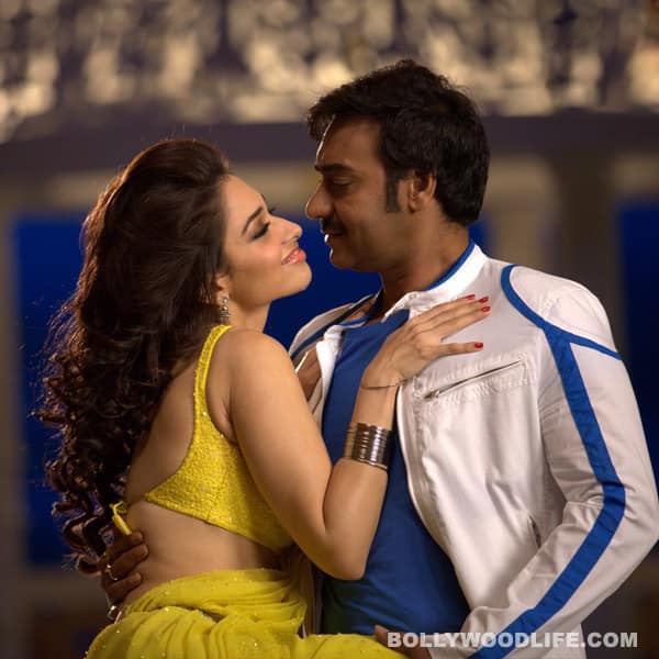 Ajay Devgn and Tamannaah ask – Taki o taki, now what's stay gone left?