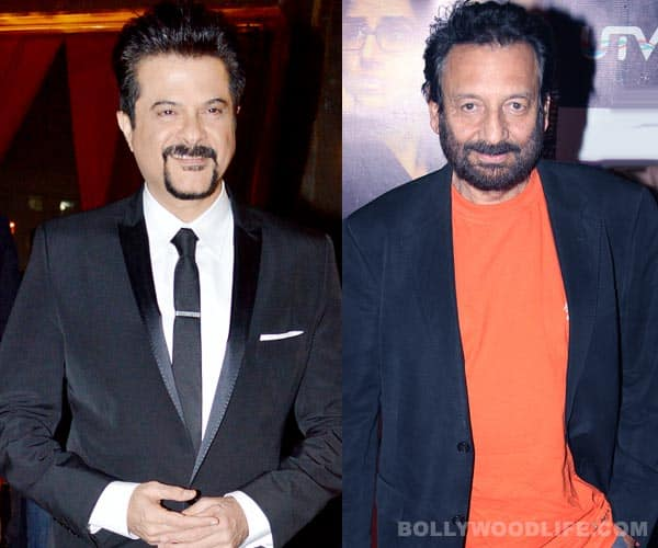 Should Anil Kapoor take Shekhar Kapur seriously?
