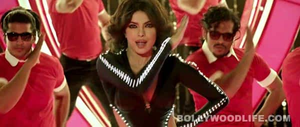 Why is Priyanka Chopra so naughty?